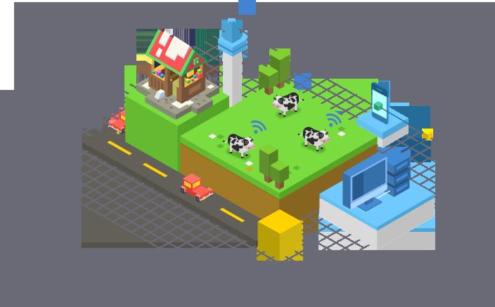 物联网智慧牧场实战开发(基于stm32 lora)图片